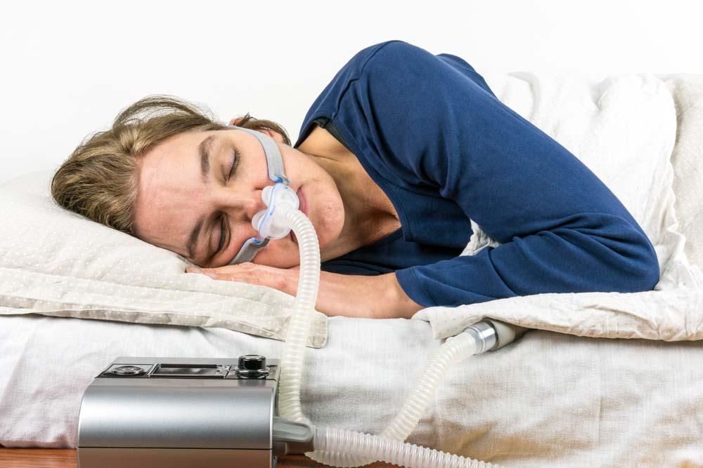 Problemi di apnee notturne